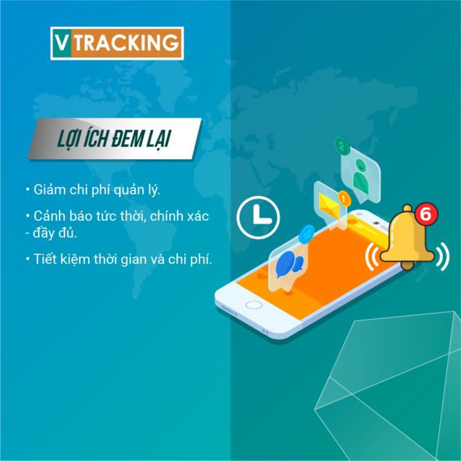 giám sát phương tiện V-Tracking