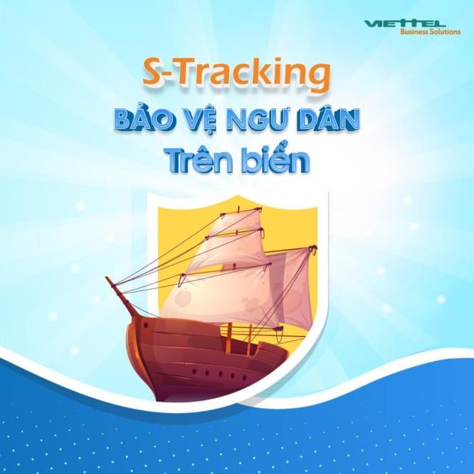 giám sát tàu thuyền s-tracking